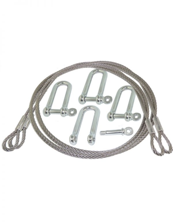 SPH2L-SS Stainless Steel Hanging Kit