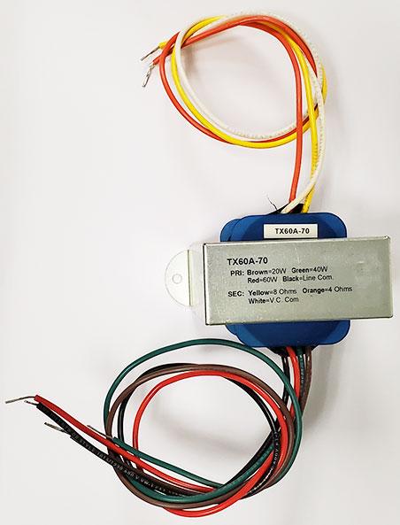TX60A Transformer